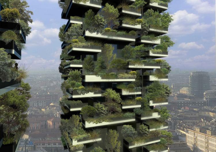 il futuro dell'edilizia mondiale