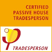Certified Passive Hause Tradeperson