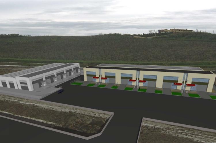 castelfiorentino- terreno -edificabile-rendering