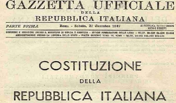 articolo 1 costituzione