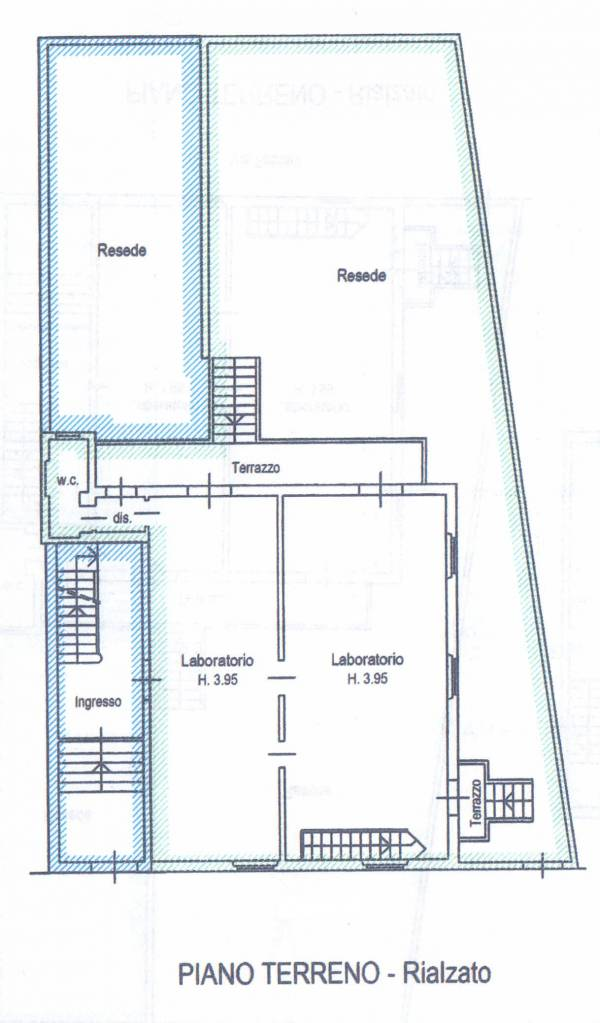 terratetto-piano terra