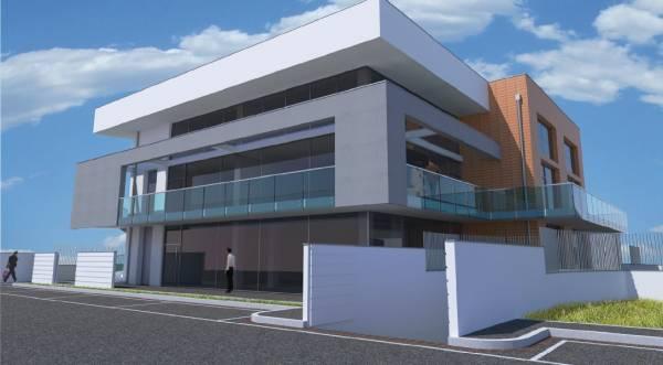 Empoli fondi commerciali direzionali ed uffici in vendita for Ville bianche moderne