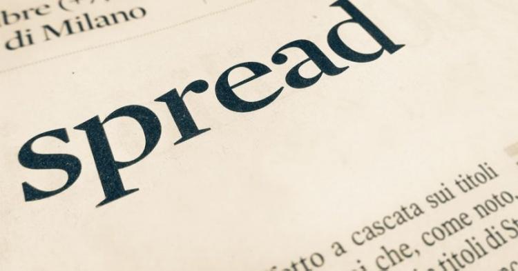 spread e tassi di interesse